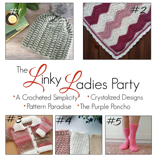Linky Ladies Community Link Party #153