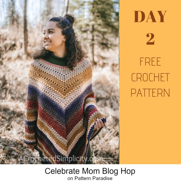 2019 Celebrate Mom Blog Hop – Day 2 Wasilla Poncho