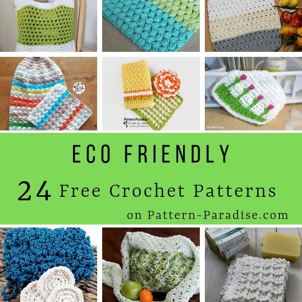 Crochet Finds – Eco Friendly Patterns