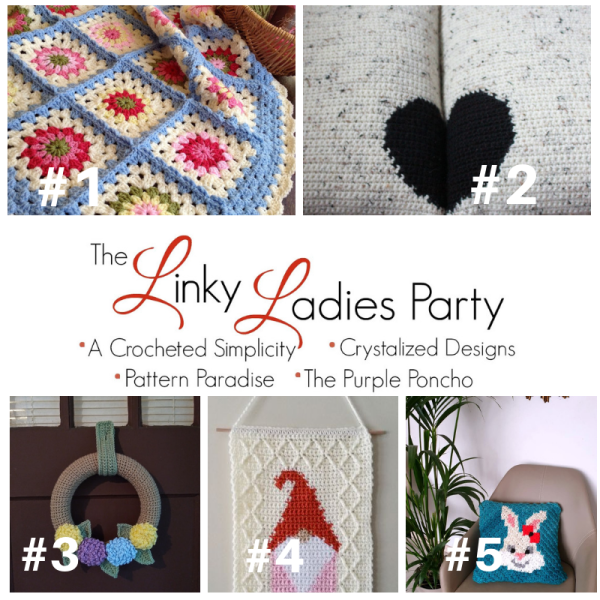 Linky Ladies Community Link Party #157