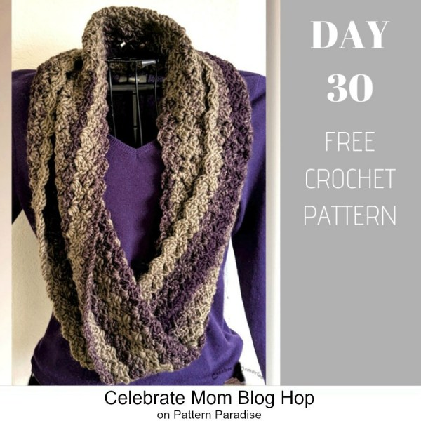 2019 Celebrate Mom Blog Hop – Day 30 Enchanted Boutique Infinity Cowl