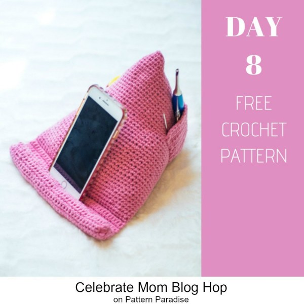 2019 Celebrate Mom Blog Hop – Day 8 East Phone Stand Wedge
