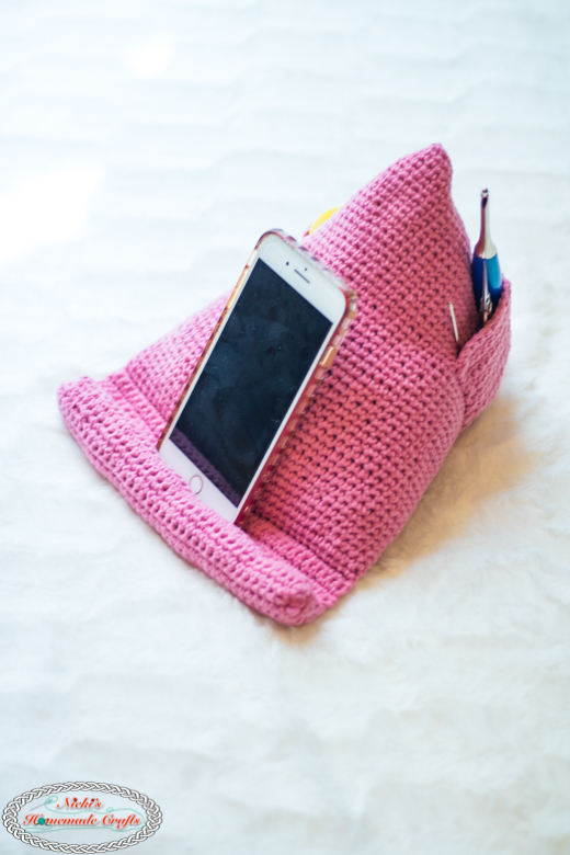 Phone Stand Crochet Pattern