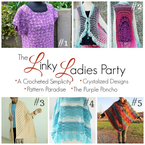Linky Ladies Community Link Party #159