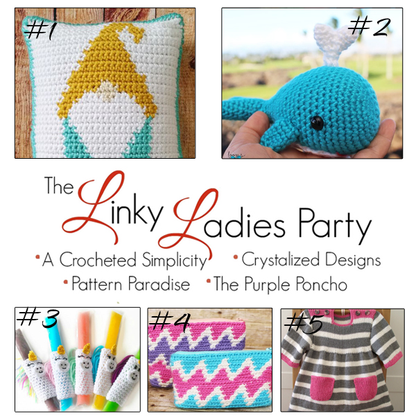 Linky Ladies Community Link Party #160