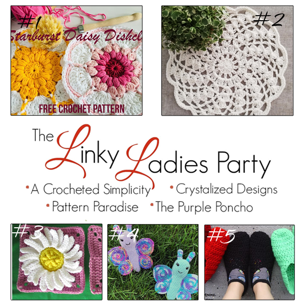 Linky Ladies Community Link Party #163