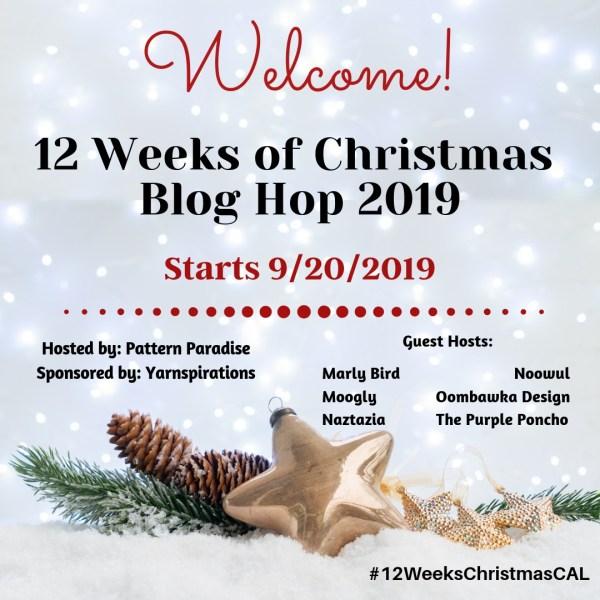 2019 Christmas Blog Hop – Details