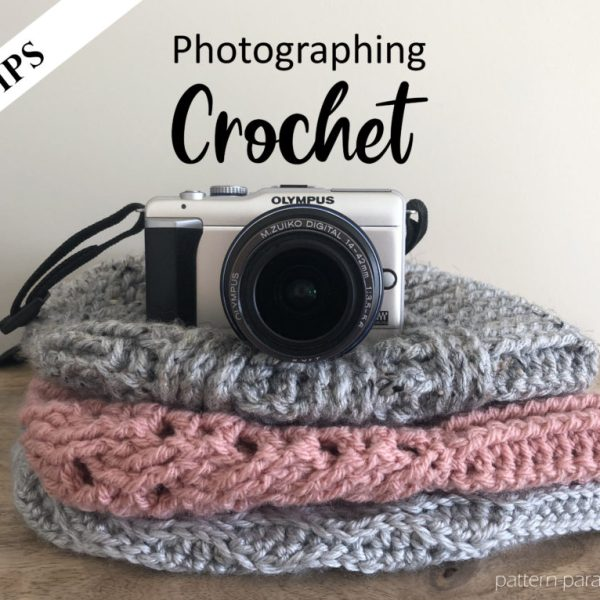 5 Tips for Photographing Crochet