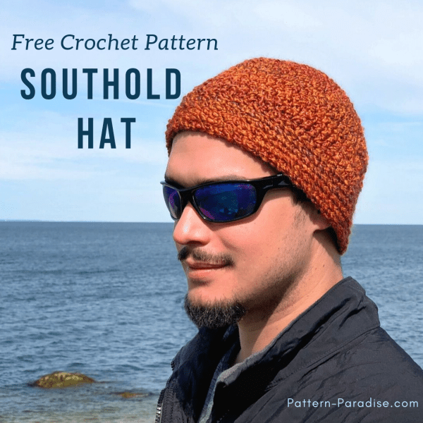 Free Crochet Pattern: Southold Hat