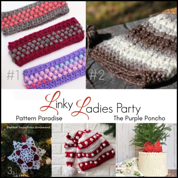 Linky Ladies Community Link Party #175