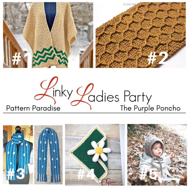 Linky Ladies Community Link Party #178