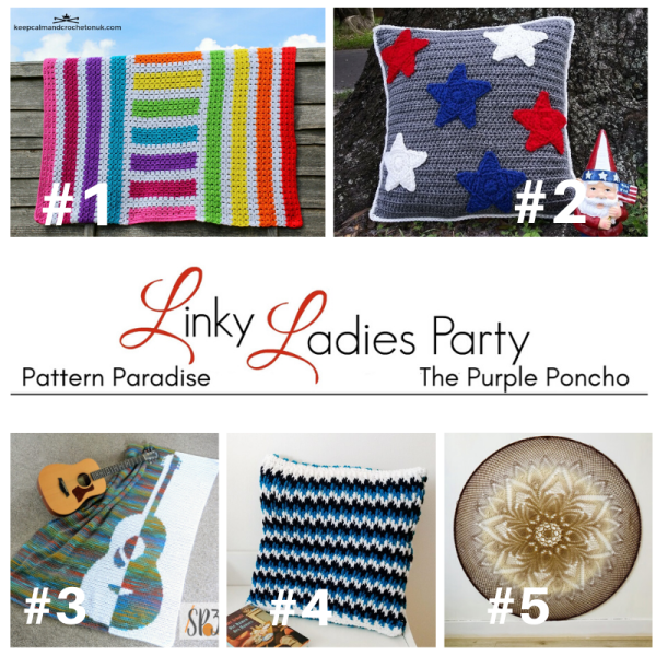 Linky Ladies Community Link Party #188