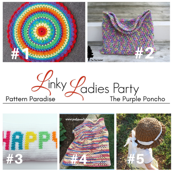Linky Ladies Community Link Party #189