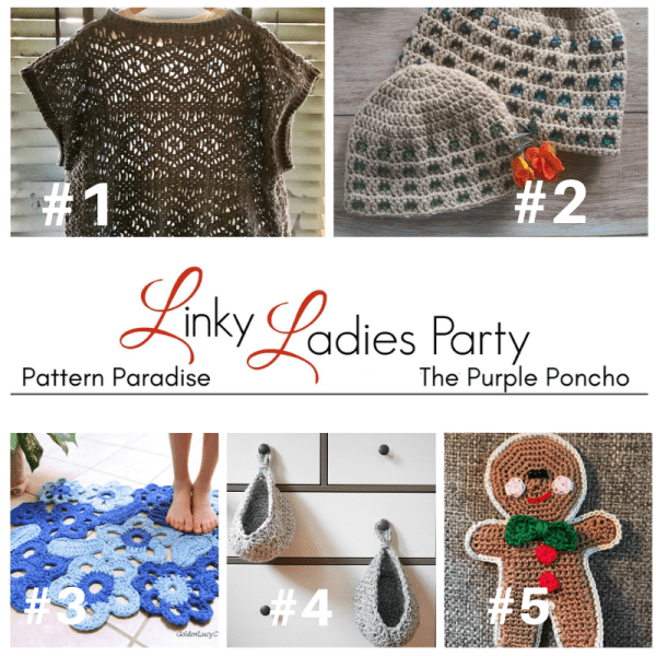 Linky Ladies Community Link Party #195