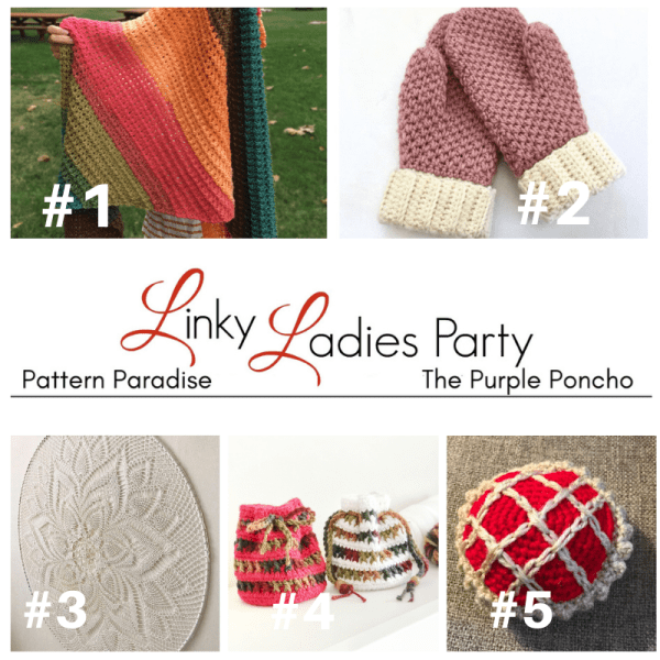 Linky Ladies Community Link Party #199