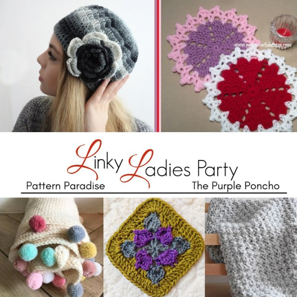 Linky Ladies Community Link Party #203