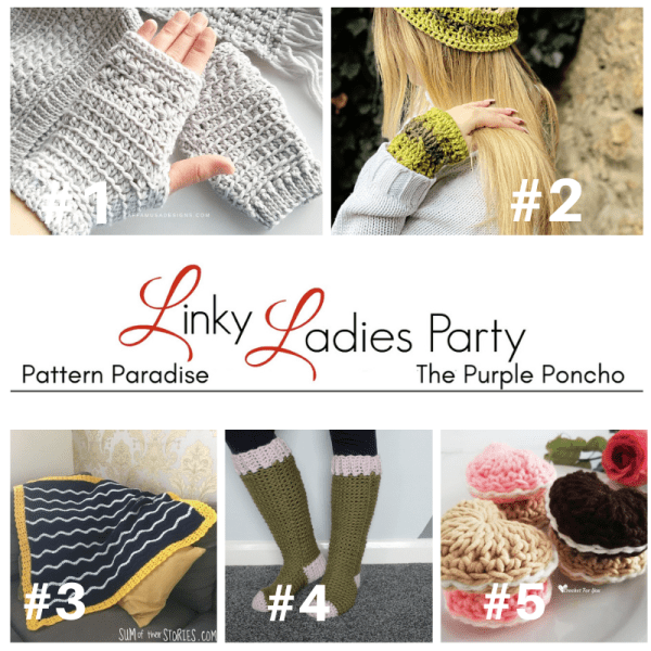 Linky Ladies Community Link Party #204