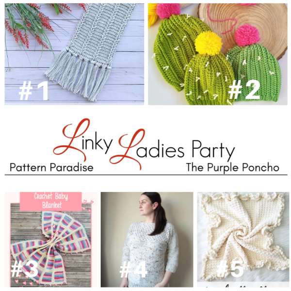 Linky Ladies Community Link Party #208