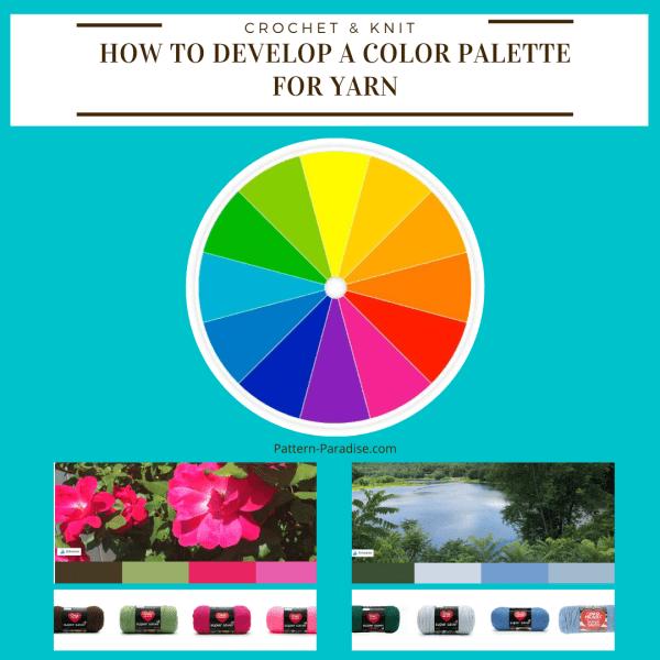 Color Palette Inspiration for your Crochet!