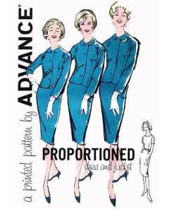 Advance Sewing Patterns