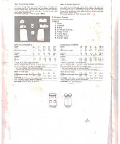 Butterick 3687 Y A 1