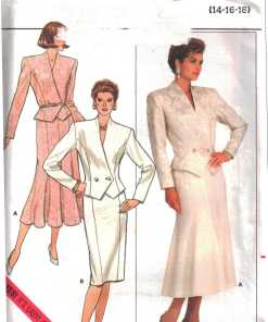 Butterick 4189 Y A
