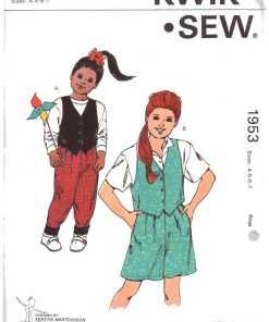 Kwik Sew 1953