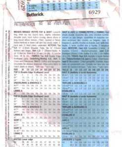 Butterick 6929 1