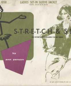 Stretch Sew 1050 C