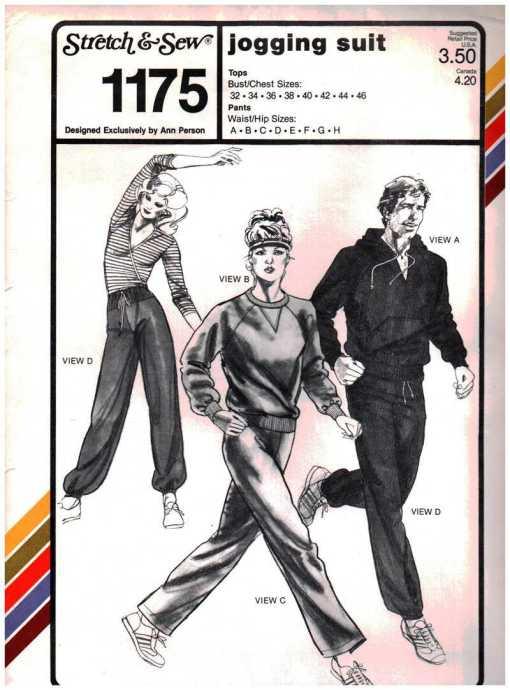 Stretch Sew 1175