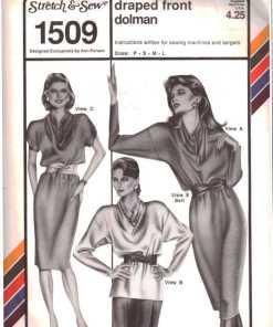 Stretch Sew 1509
