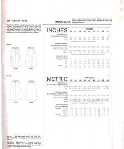 Stretch Sew 470 Y 1