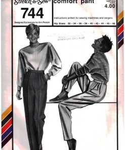 Stretch Sew 744