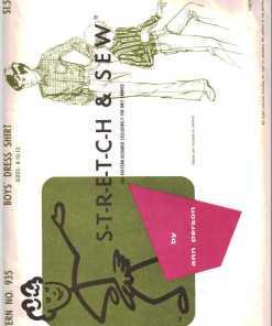 Stretch Sew 935