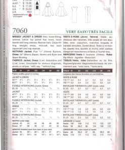Vogue 7060 1