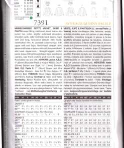 Vogue 7391 1