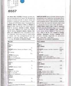 Vogue 8557 1