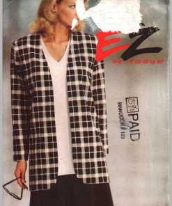 Vogue 8587