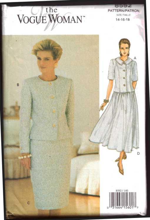 Vogue 8592