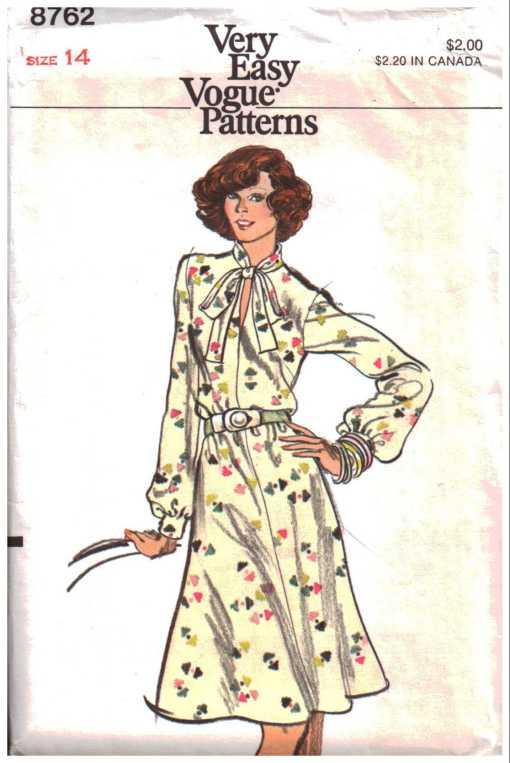 Vogue 8762