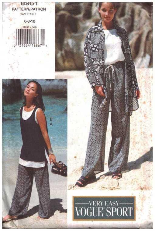 Vogue 8951