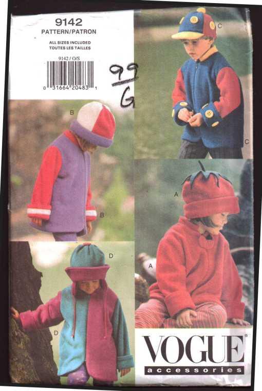 Vogue 9142