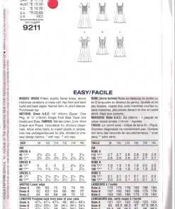 Vogue 9211 1