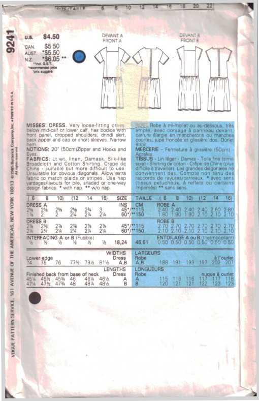 Vogue 9241 1