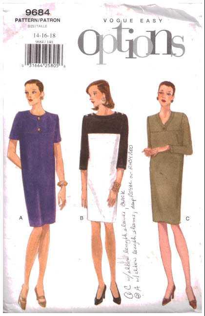 Vogue 9684