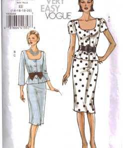 Vogue V8354