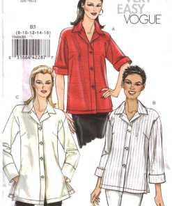 Vogue V8496 2