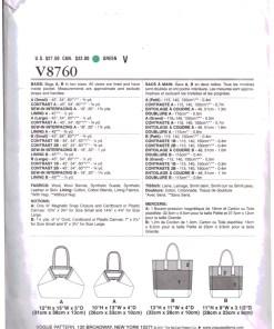 Vogue V8760 1