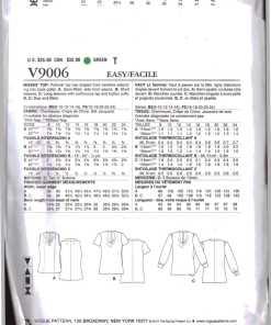 Vogue V9006