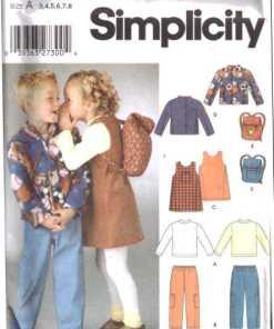 Simplicity 5284